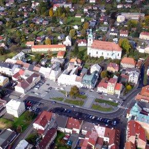 O městu Šluknov …